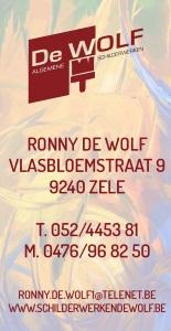 De Wolf Ronny